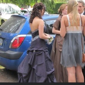 Alyce designs Prom dress